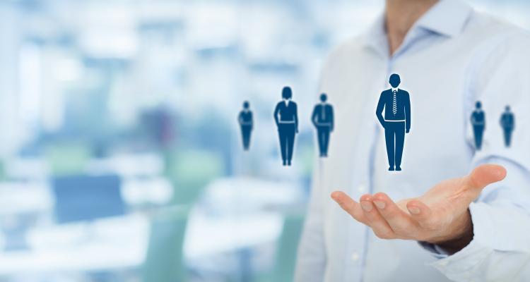 CONSCIE-Symbolbild für Mitarbeiterbindung