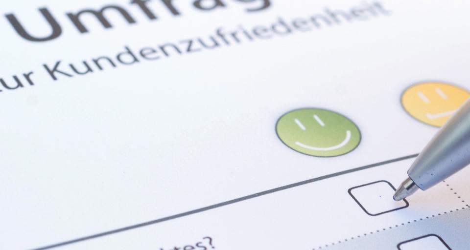 CONSCIE-Symbolbild für Kundenbefragungen